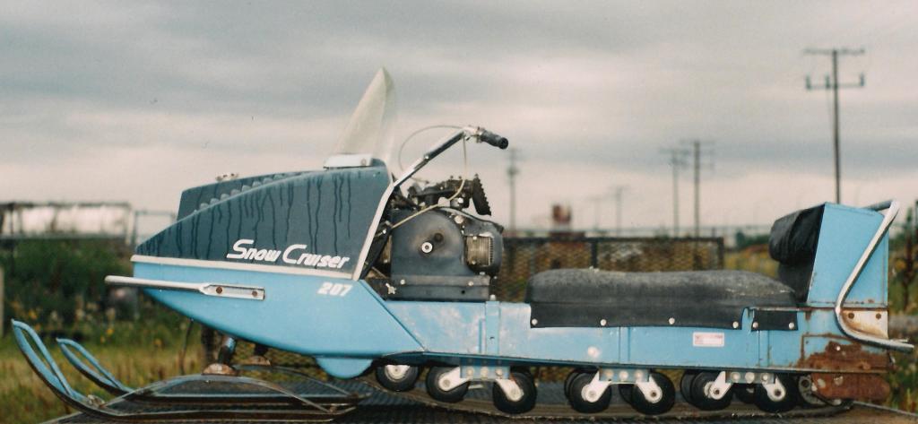 Polaris Jet Ski >> Vintage Sleds