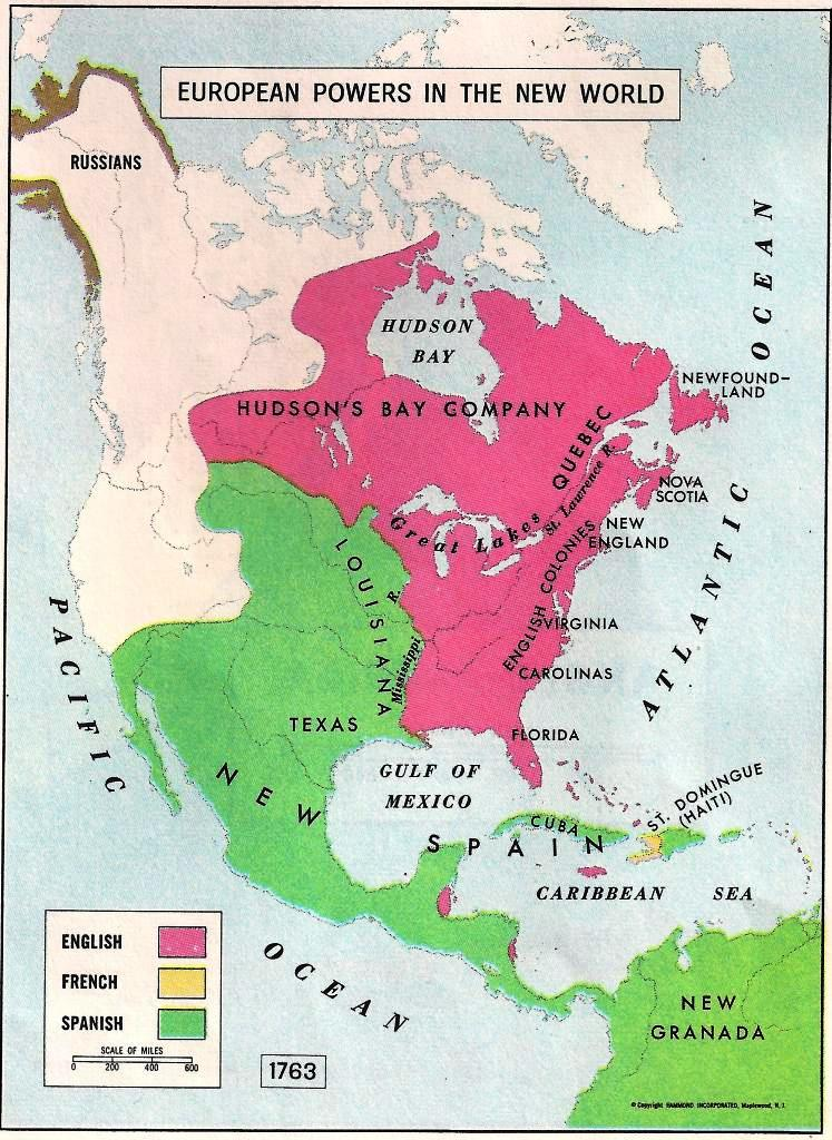 Map Of North America 1763.98 North America In 1763 Map Worksheet Example Resume And Cover